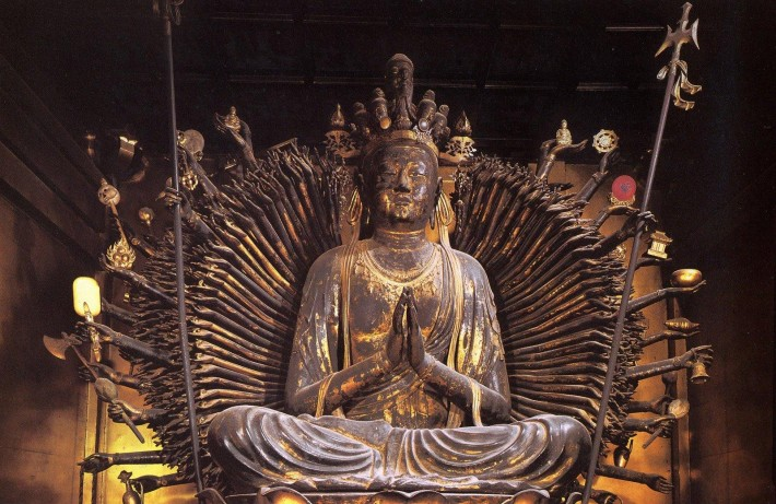 奈良の厄除け寺 慈眼寺  聖武天皇御感得 | 観音菩薩とは何か。(3)「観音の履歴書②」